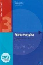 Matematyka 3 Podręcznik Zakres rozszerzony