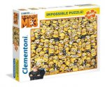 Puzzle 1000 Impossible Puzzle High Quality Collection Minionki