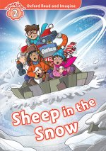 Oxford Read and Imagine: Level 2: Sheep in the Snow Audio Pack