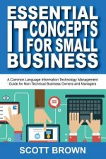 Essential It Concepts for Small Business: A Common Language Information Technology Management Guide for Non-Technical Business Owners and Managers