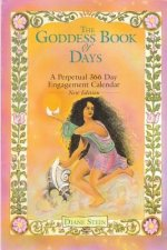 The Goddess Book of Days: A Perpetual 366-Day Engagement Calender
