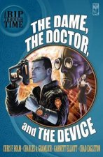 A Rip Through Time: The Dame, the Doctor, and the Device