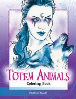 Totem Animals Coloring Book