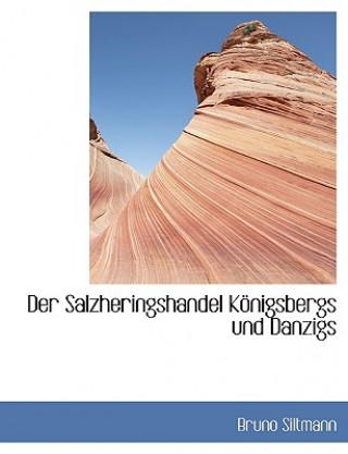 Der Salzheringshandel Konigsbergs Und Danzigs