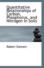 Quantitative Relationships of Carbon, Phosphorus, and Nitrogen in Soils