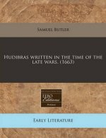 Hudibras Written in the Time of the Late Wars. (1663)
