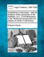Illustrations in Advocacy: With an Analysis of the Speeches of Mr. Hawkins, Q.C. (Lord Brampton) in the Tichborne Prosecution for Perjury (a Study in