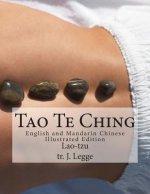 Tao Te Ching: English and Mandarin Chinese Illustrated Edition