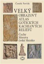 Velký obrazový atlas gotických kachlových reliéfů