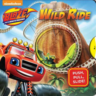 Nickelodeon Blaze and the Monster Machines: Wild Ride