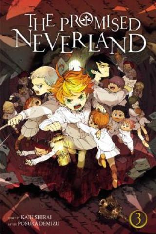 Promised Neverland, Vol. 3