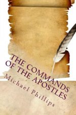 The Commands of the Apostles, Large Print