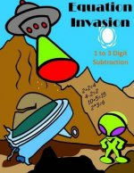 Equation Invasion: 1 to 3 Digit Subtraction
