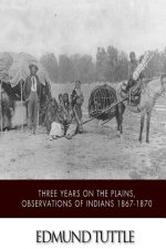 Three Years on the Plains, Observations of Indians 1867-1870