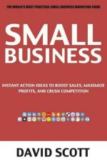 Small Business: Instant Action Ideas to Boost Sales, Maximize Profits, and Crush Competition