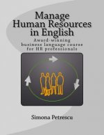 Manage Human Resources in English