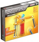 Stavebnice Geomag Mechanics 33 pcs