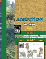 Addiction the RPG Book 3: Portland Maps