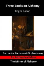 Three Books on Alchemy: Tract on the Tincture and Oil of Antimony - An Alchemical Mass - The Mirror of Alchemy