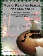 Music Reading Skills for Mandolin Level 2