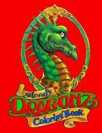 Dragonz: Coloring Book