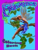 Faeriez: Coloring Book