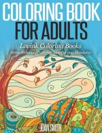 Coloring Book for Adults Stress Relieving Patterns: Doodles and Mandalas - Lovink Coloring Books