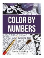 Color By Numbers: Adult Coloring Book