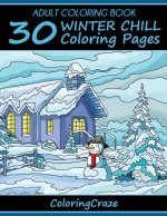 30 Winter Chill Coloring Pages