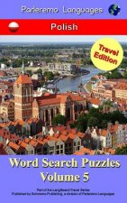 Parleremo Languages Word Search Puzzles Travel Edition Polish - Volume 5