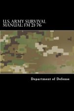 U.S. Army Survival Manual: FM 21-76: Department of the Army Field Manual