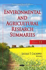 Environmental & Agricultural Research Summaries (with Biographical Sketches)