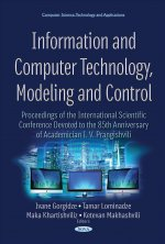 Information & Computer Technology, Modeling & Control