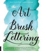 Art of Brush Lettering