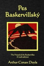 Pes Baskervillsky: The Hound of the Baskervilles (Czech Edition)