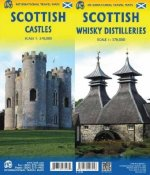 Wales & Southwest England Travel Reference Map 1 : 300 000