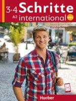 Schritte international Neu 3+4. Kursbuch
