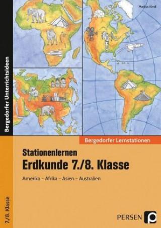 Stationenlernen Erdkunde 7./8. Klasse