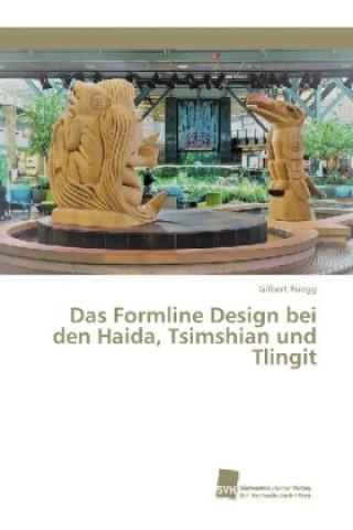 Das Formline Design bei den Haida, Tsimshian und Tlingit
