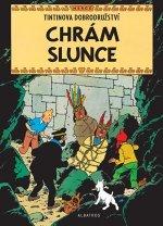 Tintin Chrám Slunce