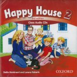 Happy House 3rd Edition 2 Class Audio CDs