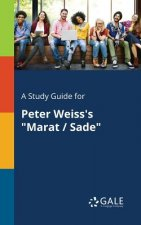 Study Guide for Peter Weiss's Marat / Sade
