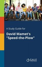 Study Guide for David Mamet's Speed-The-Plow