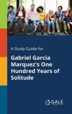 Study Guide for Gabriel Garcia Marquez's One Hundred Years of Solitude