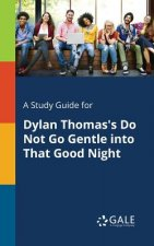 Study Guide for Dylan Thomas's Do Not Go Gentle Into That Good Night