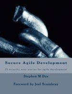 Secure Agile Development: 25 Security User Stories for Secure Agile