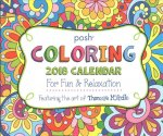 CAL 2018-POSH COLORING DAY-T