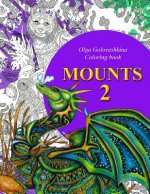 Mounts 2: Coloring book