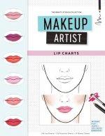 Makeup Artist Lip Charts