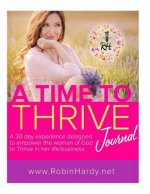 Thrive Journal: Women of God Are Meant to Thrive Not Just Survive